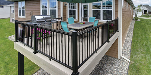 Exterior Railings & Gates at Menards® on