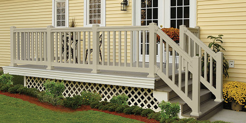 Exterior Railings & Gates at Menards®