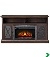 fireplace tv stand menards Electric Fireplaces at Menards® fireplace tv stand menards