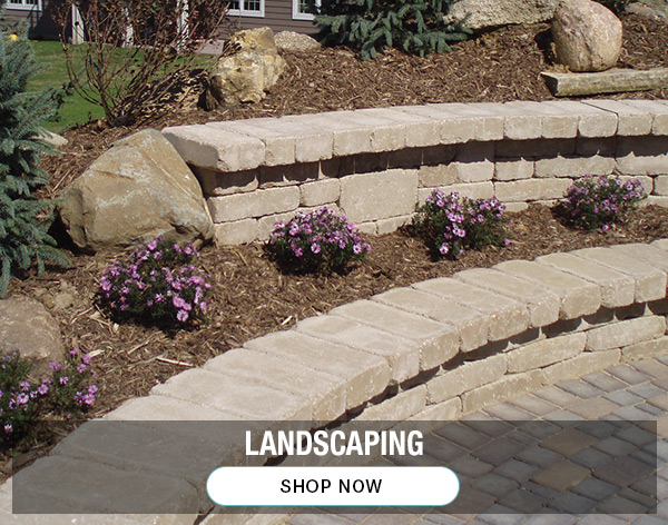 Landscaping. Shop now.