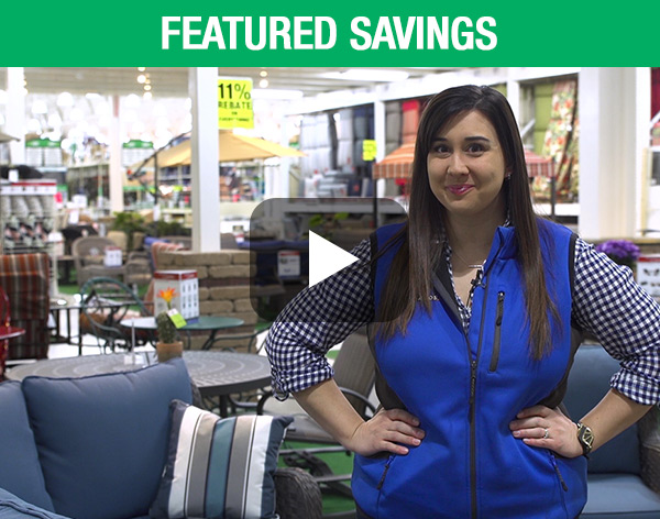 Featured Savings Video