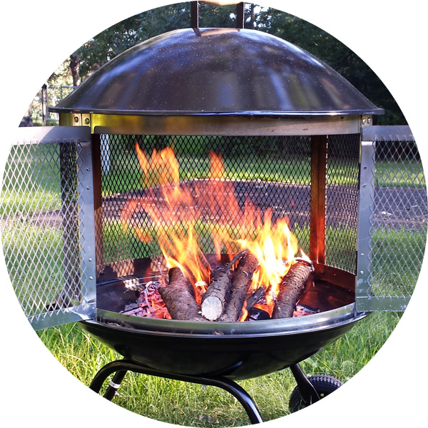 Fire Pits and Outdoor Heating