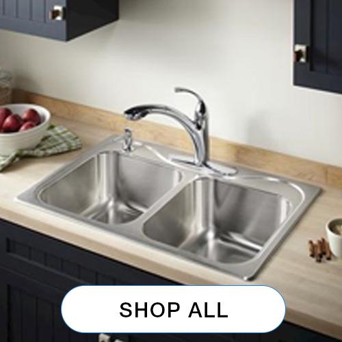 Peachy Kitchen Sinks At Menards Download Free Architecture Designs Sospemadebymaigaardcom