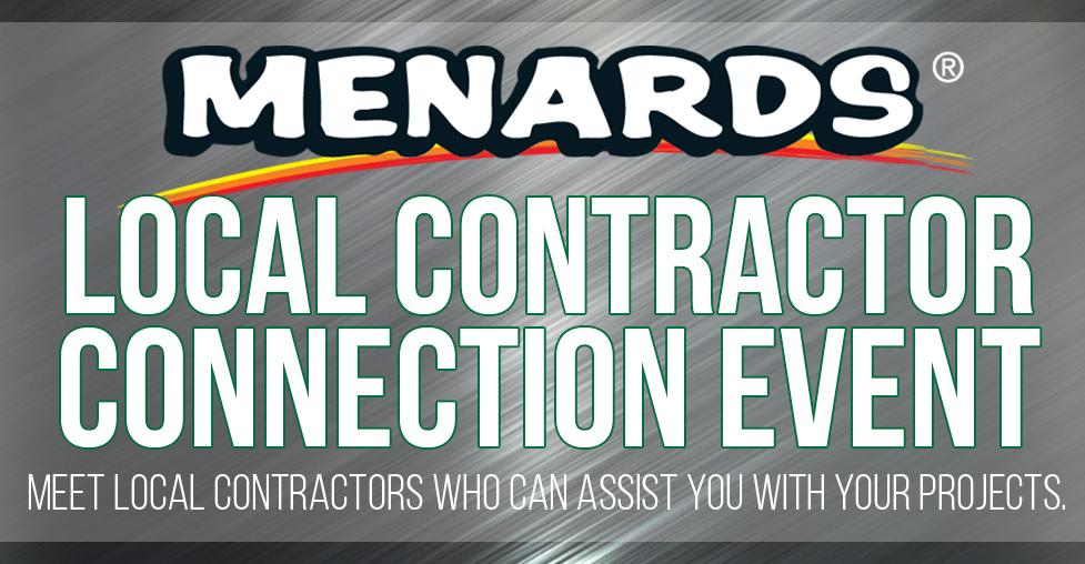 Local Contractor Connection at Menards®