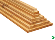2x2 Lumber