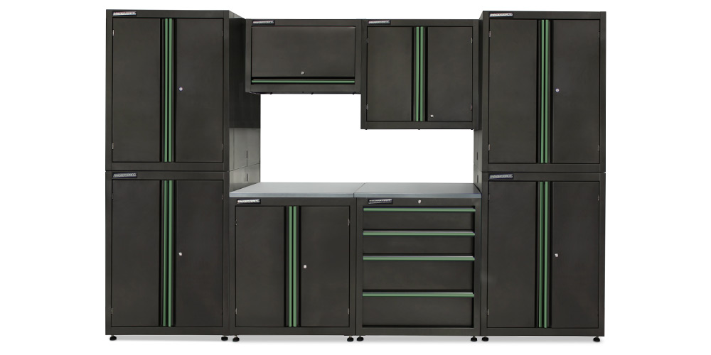 Wondrous Garage Cabinet Systems At Menards Download Free Architecture Designs Pushbritishbridgeorg