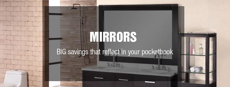Mirrors At Menards