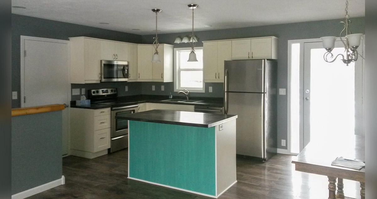 Kitchen Flip Project By Lana At Menards 174