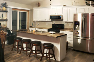 Delicieux Kitchen Project Gallery At Menards®