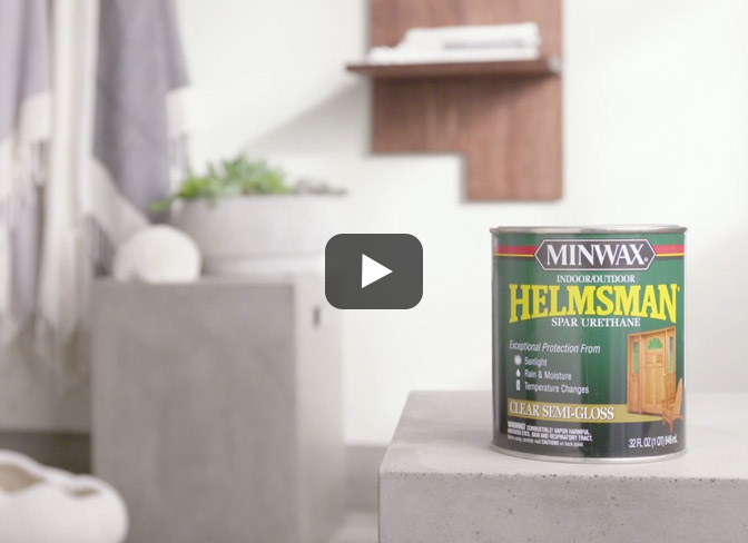 Polyurethane & Clear Protective Finishes at Menards®