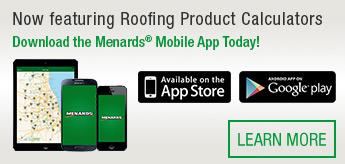 Roofing, Soffits U0026 Gutters At Menards®