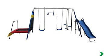 p outdoors playsets sets set at station menards projects swing sportspower main swingset metal htm
