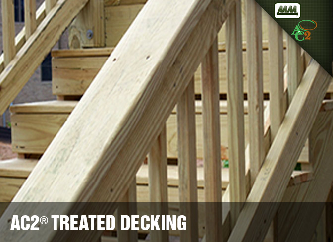 Treated Wood Products at Menards®