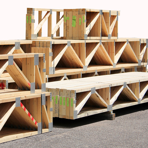 Trusses, I-Joists & Engineered Lumber at Menards®