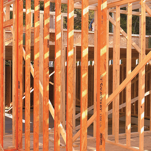 Trusses, I-Joists & Engineered Lumber at Menards®