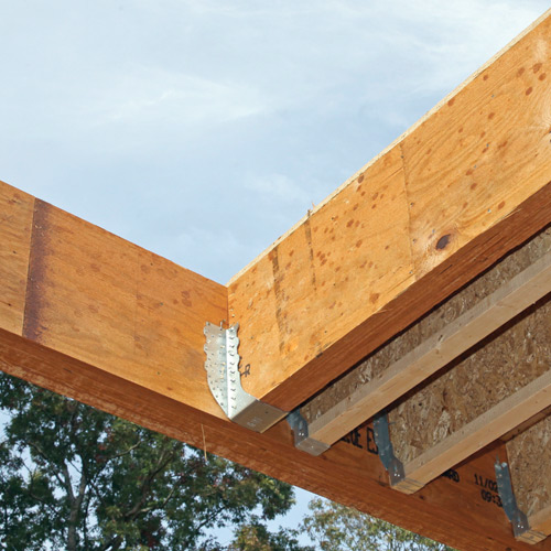 Trusses I Joists Amp Engineered Lumber At Menards 174
