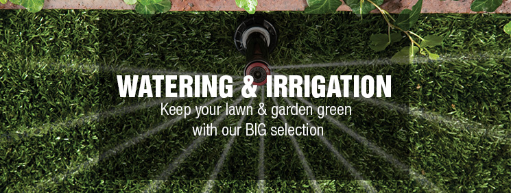 Watering & Irrigation at Menards®