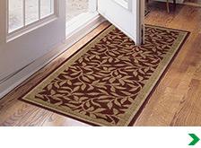Carpet Runners By The Foot Menards Floor Matttroy