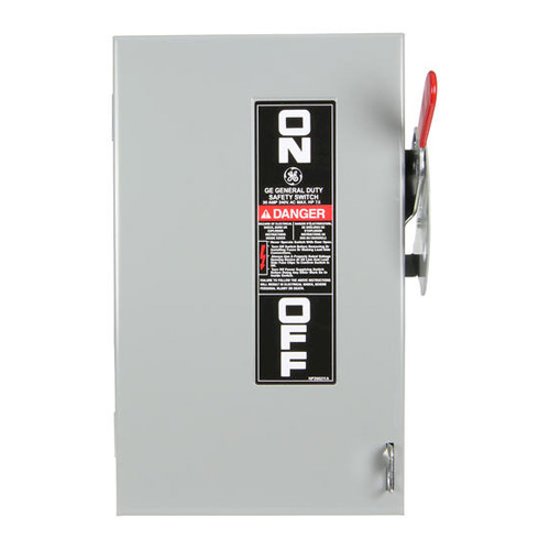 50 amp fuse disconnect box safety switches spa panels buying guide at menards    safety switches spa panels buying guide