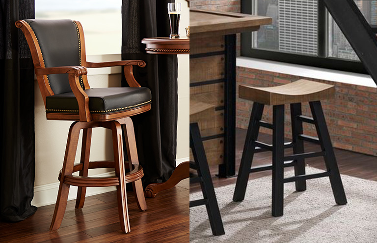 Awesome Bar Stool Buying Guide At Menards Gmtry Best Dining Table And Chair Ideas Images Gmtryco