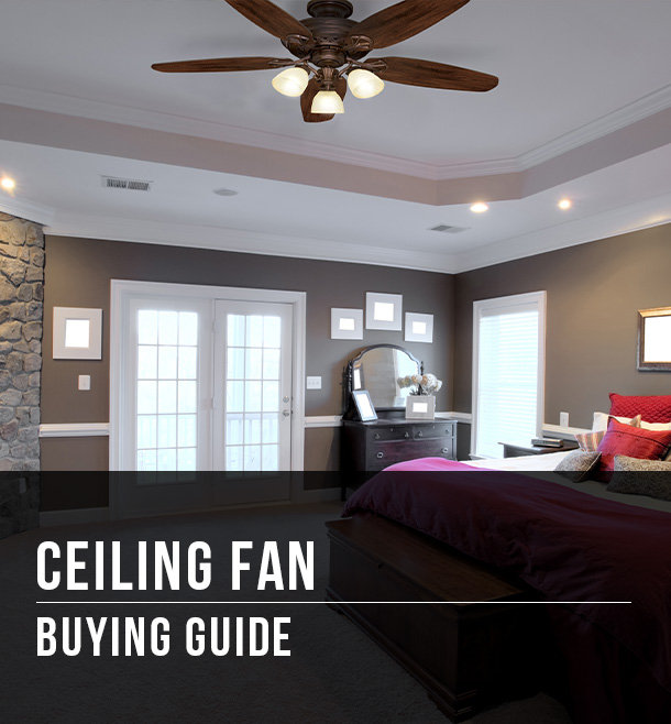 Ceiling Fan Buying Guide at Menards®