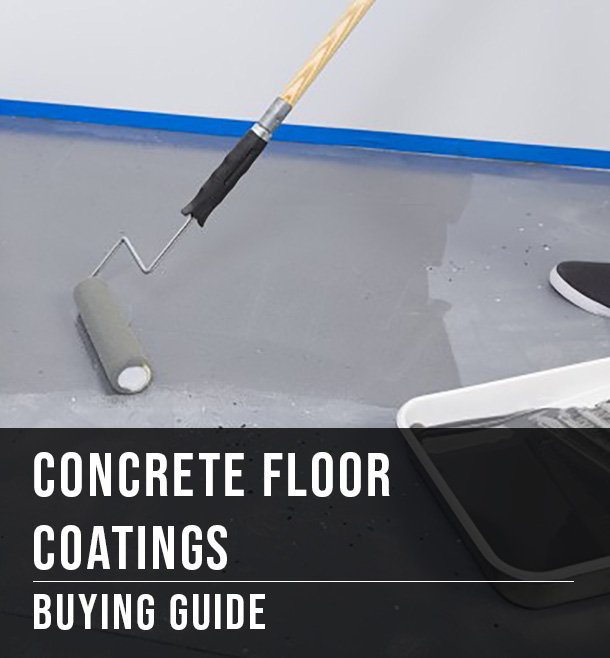 Concrete Floor Coating Buying Guide at Menards®