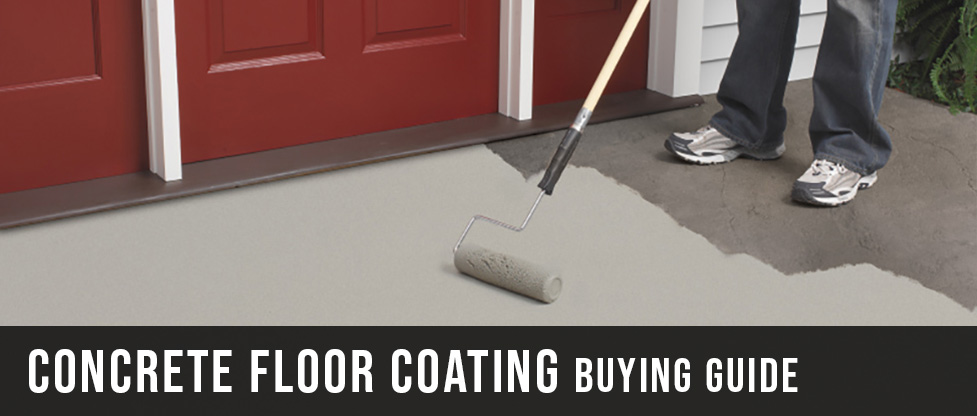 Concrete floor coating buying guide at menards solutioingenieria Gallery