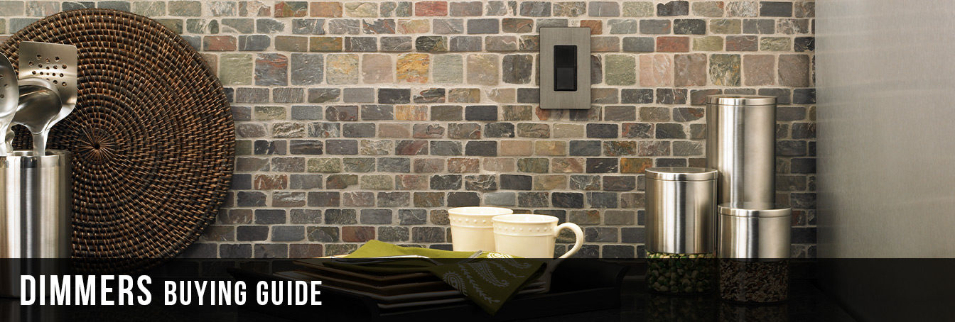 Dimmers Buying Guide at Menards®