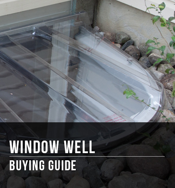Window Well Buying Guide At Menards®