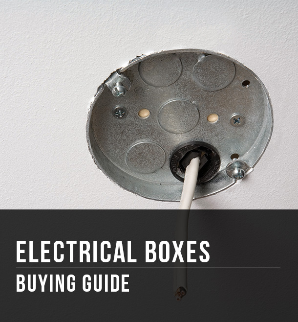 Electrical Boxes Buying Guide At Menards