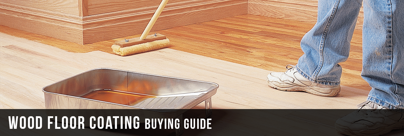 Wood Floor Coating Buying Guide at Menards®
