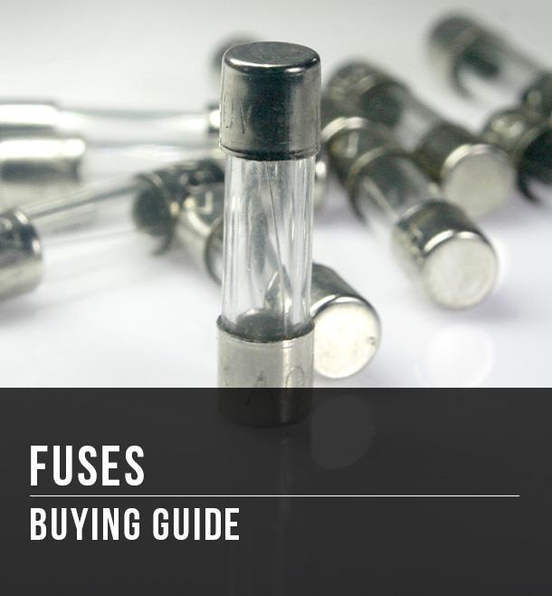 Fuses Buying Guide at Menards®