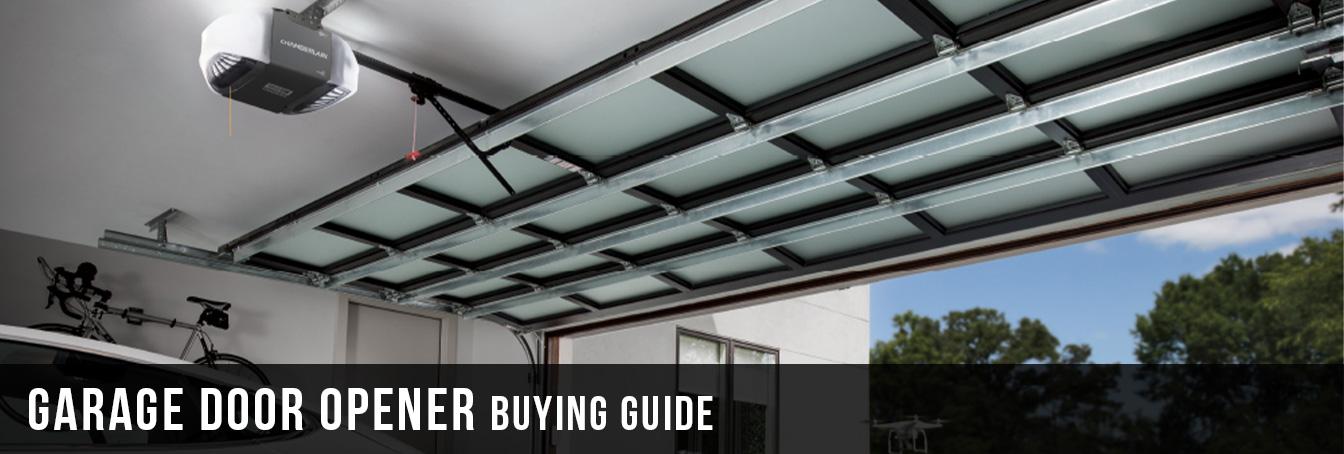 Garage Door Opener Buying Guide At Menards