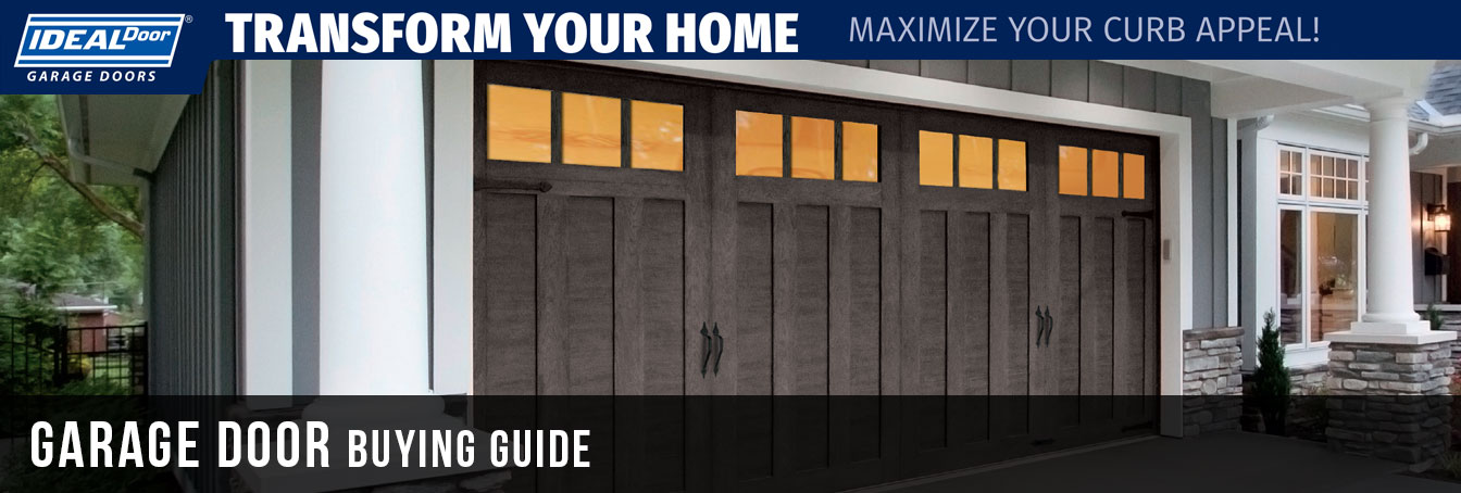 Garage Doors Buying Guide At Menards