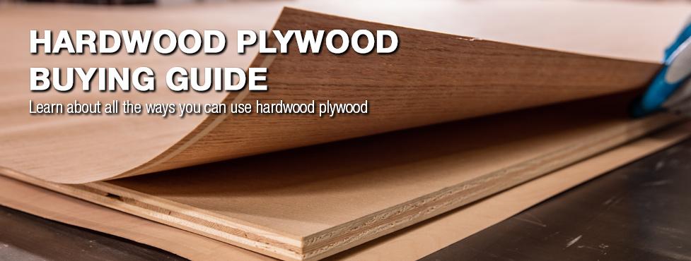 Hardwood Plywood Buying Guide at Menards®