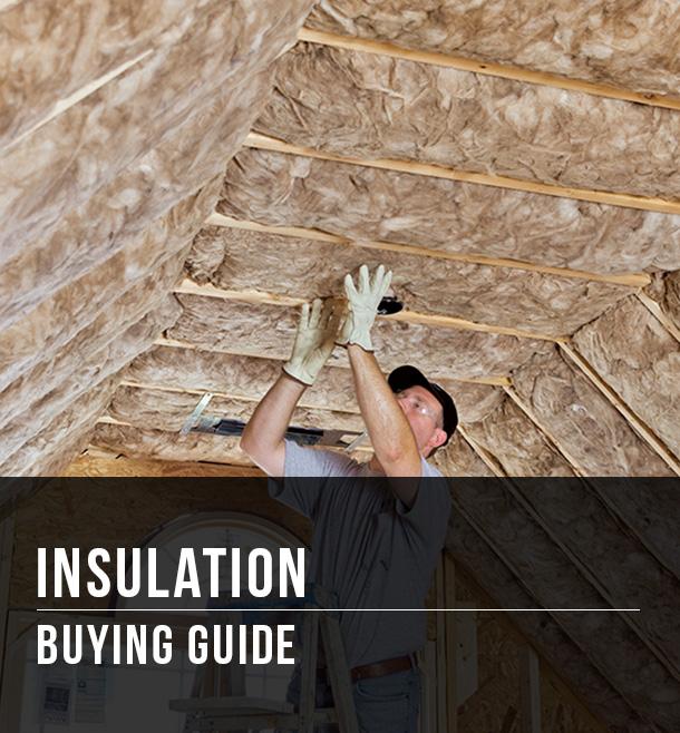 Insulation Ing Guide At Menards