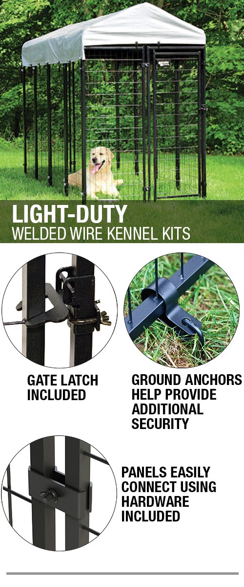 7b212a29ac3a Outdoor Kennels Buying Guide at Menards®