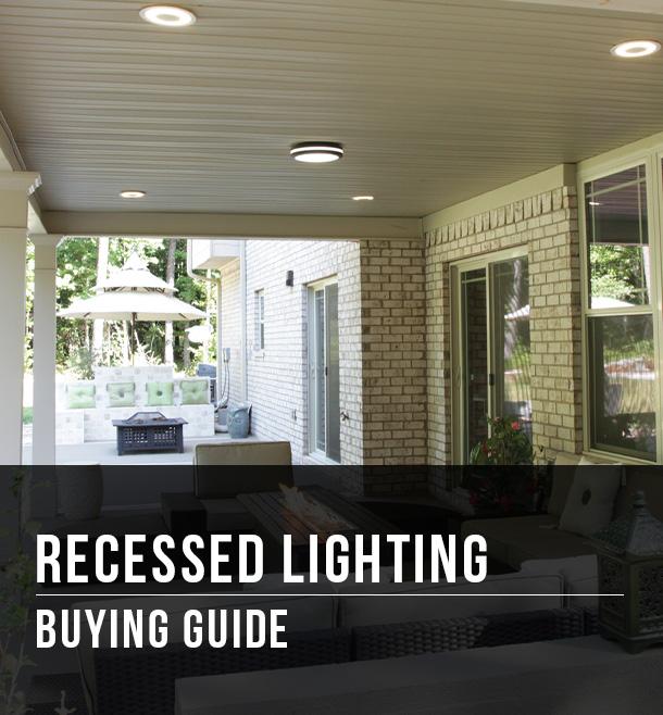Recessed Lighting Ing Guide At Menards