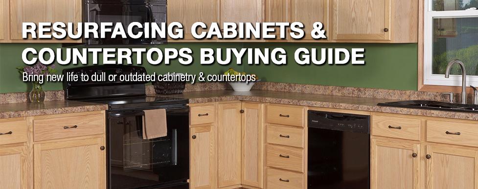 Resurfacing Cabinets U0026 Countertops At Menards®