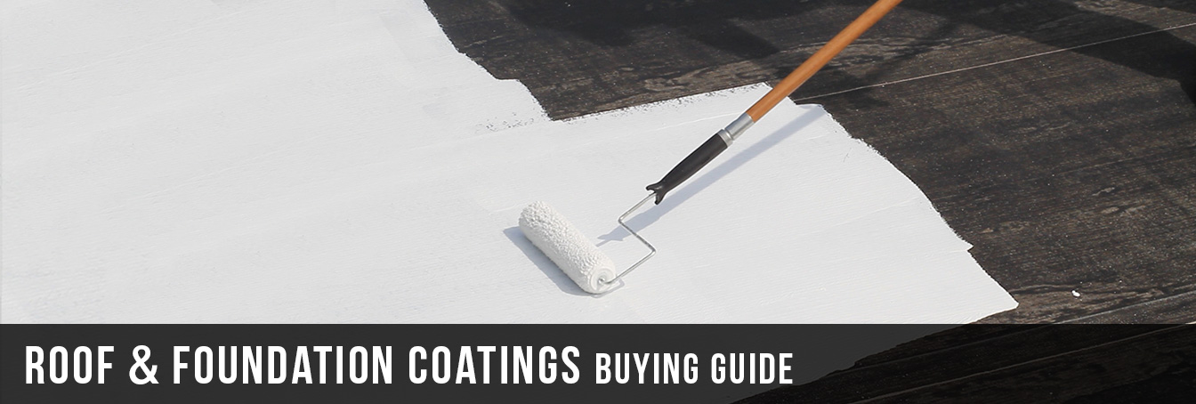 Roof & Foundation Coatings Buying Guide at Menards®