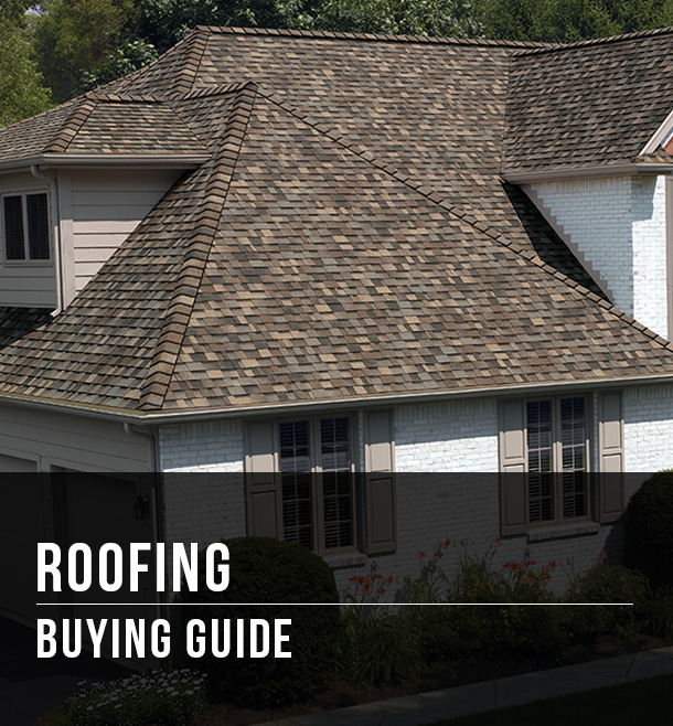 Roofing Buying Guide At Menards