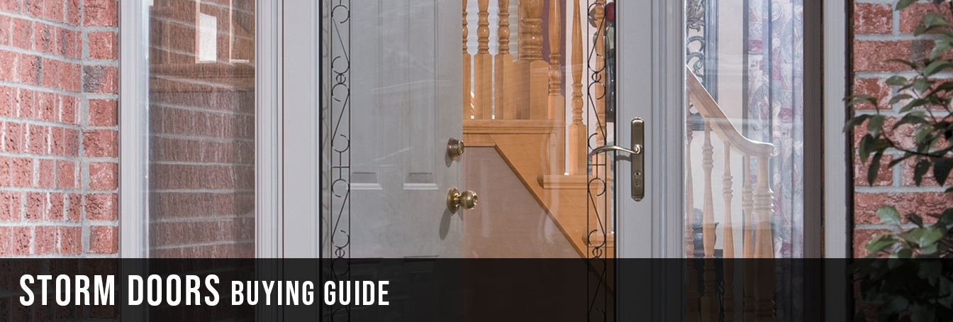 Storm Doors Buying Guide at Menards®