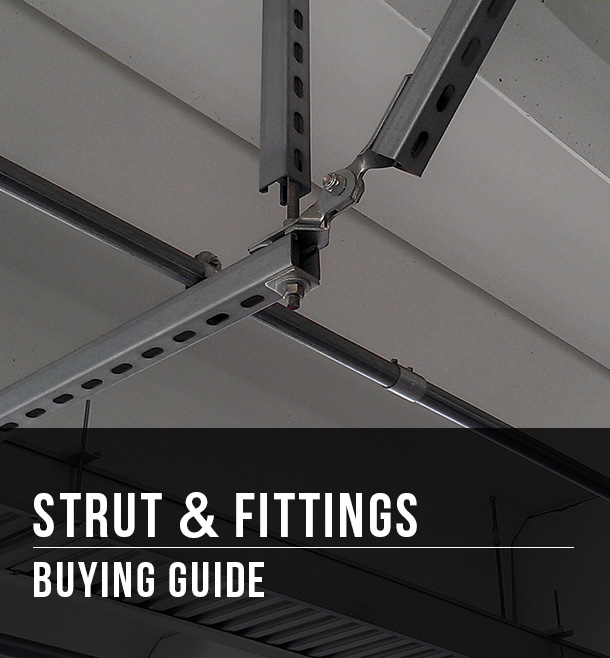 Strut & Fittings Buying Guide at Menards®