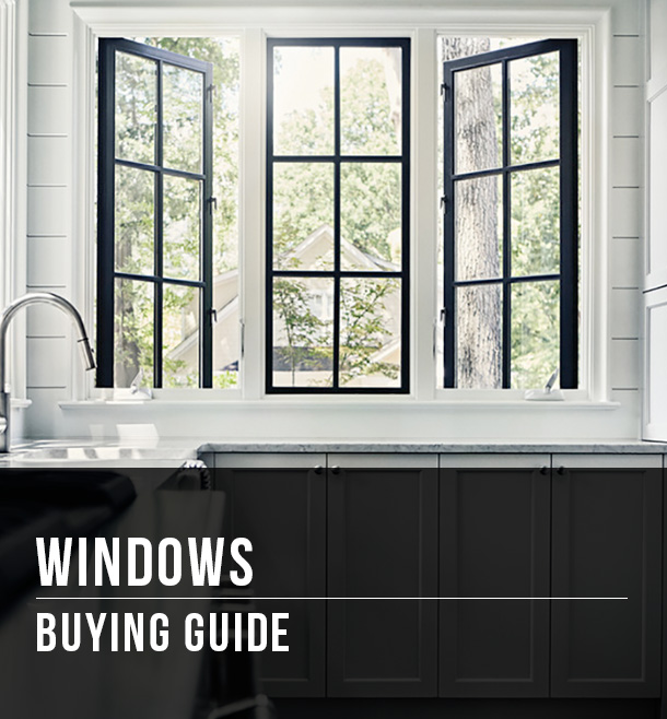 Windows Buying Guide at Menards® on