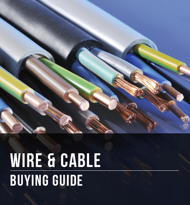 Wire Cable Buying Guide At Menards