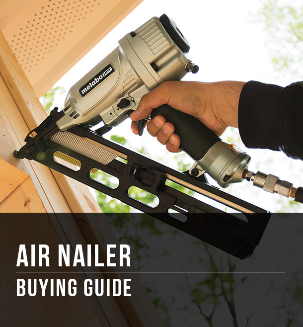 Air Nailer Buying Guide At Menards