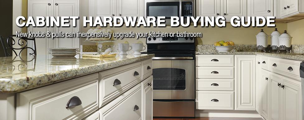 cabinet hardware buying guide at menards