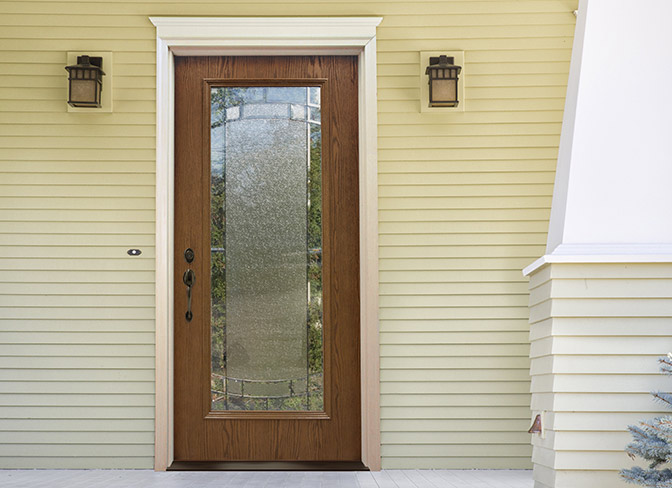 Exterior Door Buying Guide At Menards