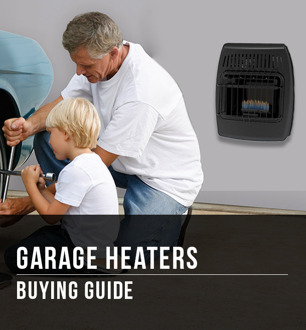 Garage Heaters Buying Guide at Menards®