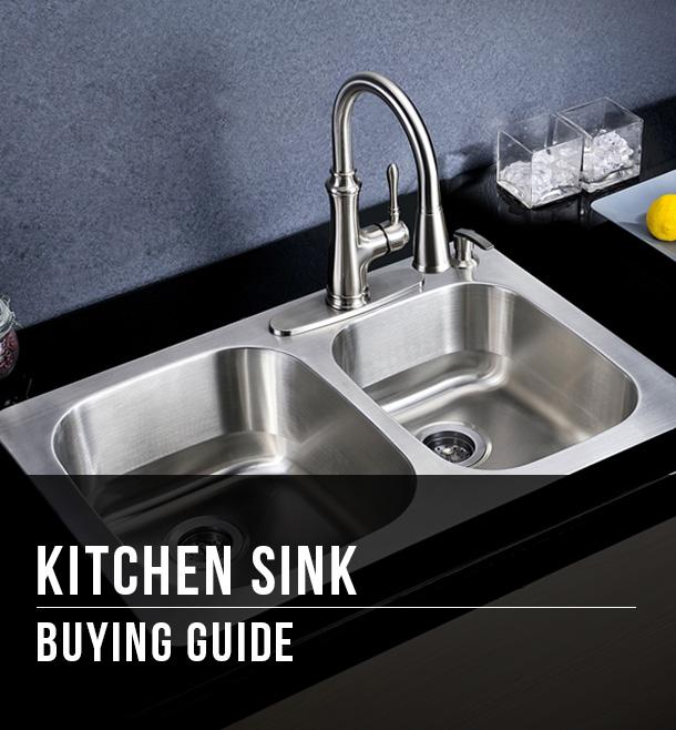 Kitchen Sinks Buying Guide at Menards®